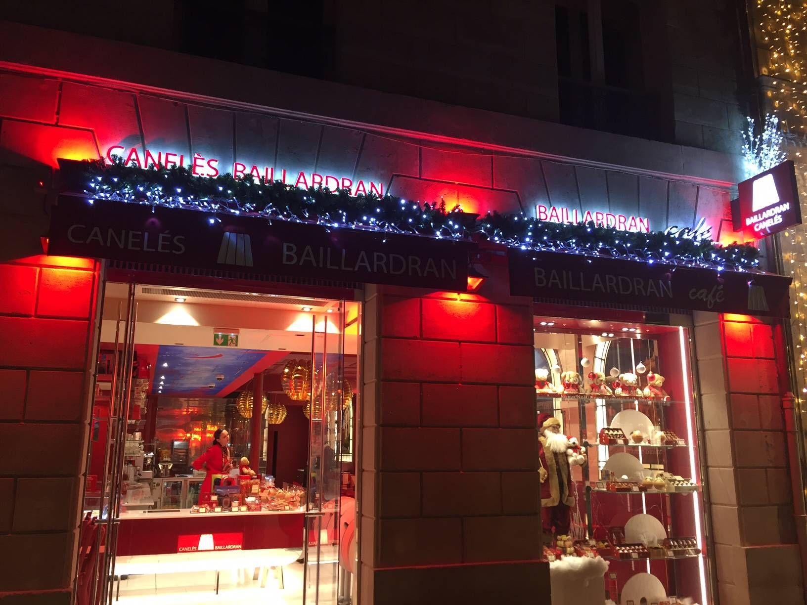 illumination de no l boutique baillardran quinconces magasin de luminaires int rieurs et. Black Bedroom Furniture Sets. Home Design Ideas